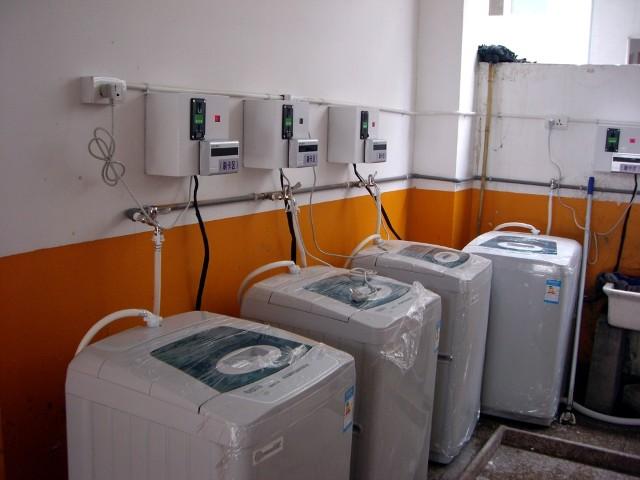 投币洗衣机发展史